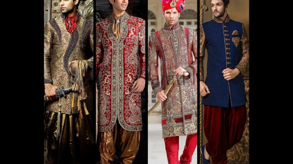 5 Types of Sherwani every groom must know