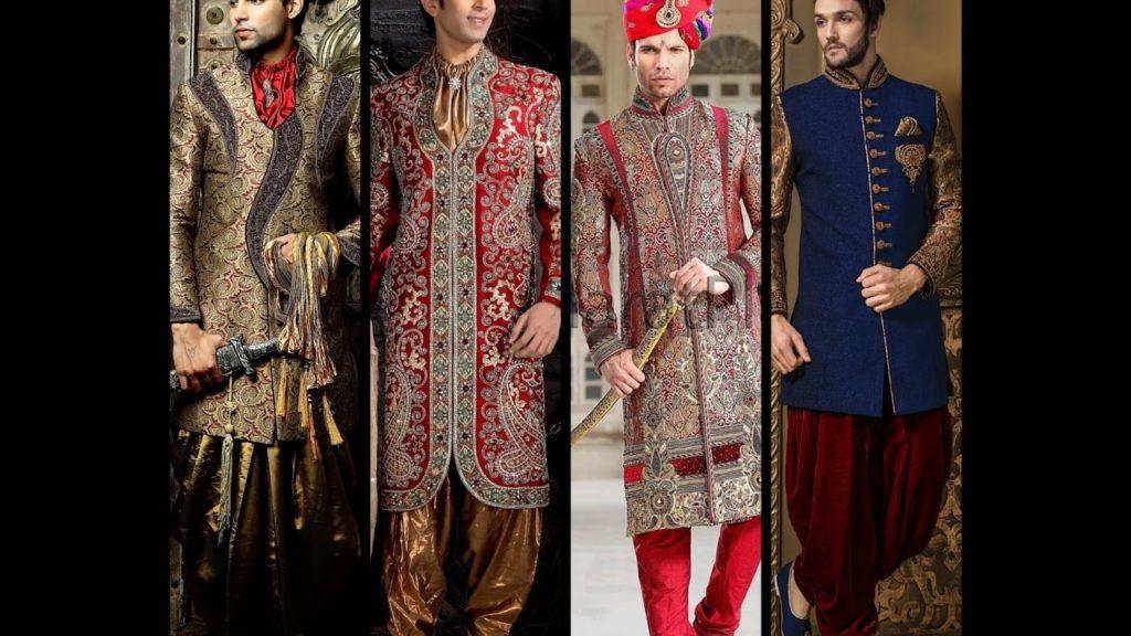 5 Types of Sherwani every groom must know