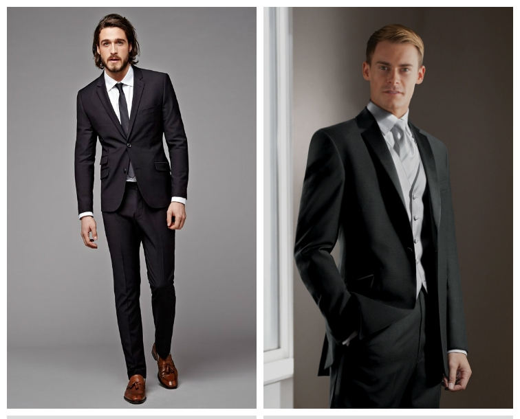 Fitted Men Suits