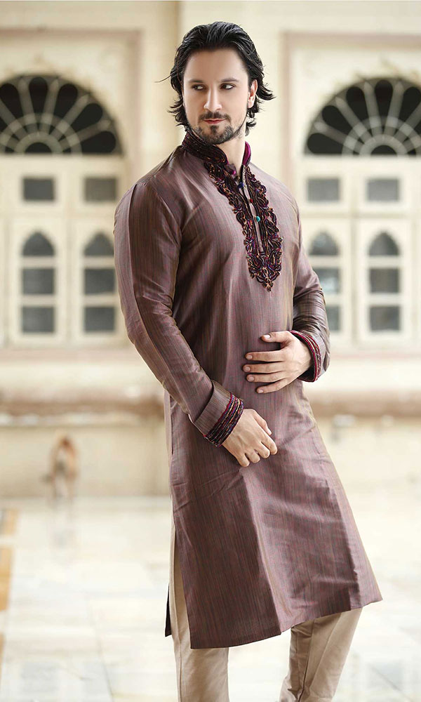 royal kurta pajama design