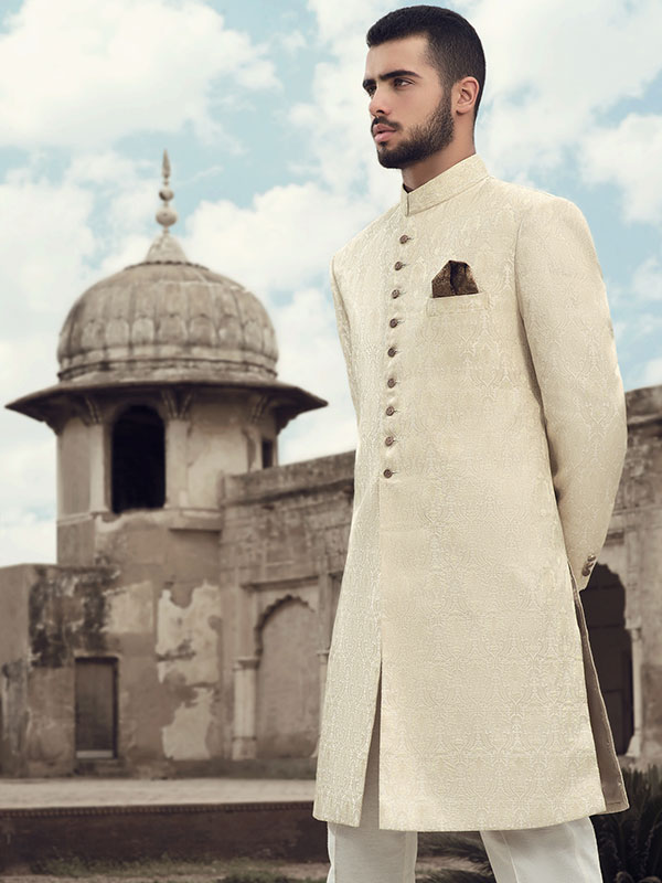 traditional sherwani for men