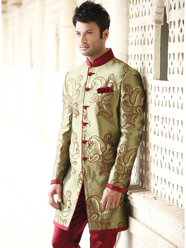sherwani design for youngsters