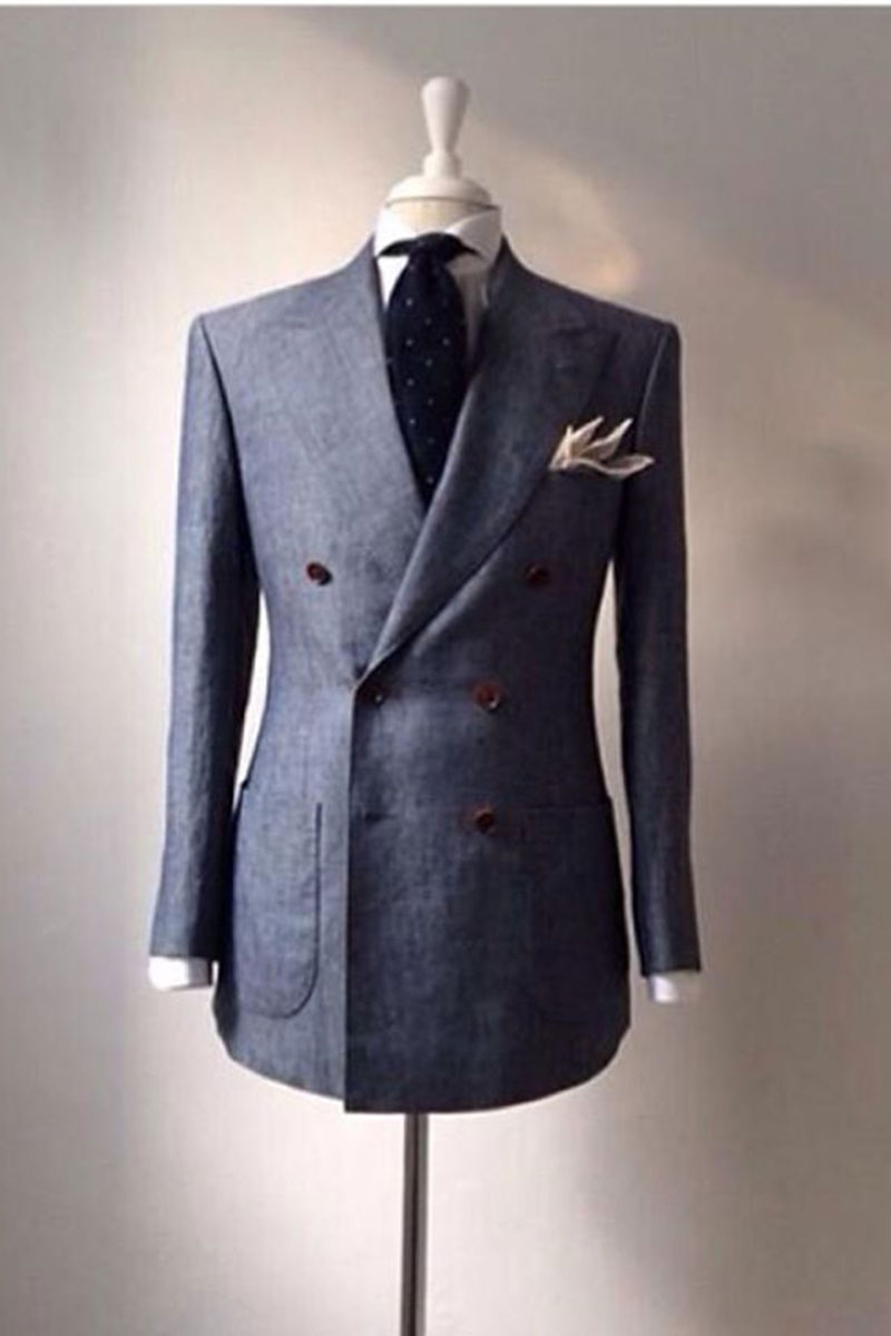 formal blazer for men