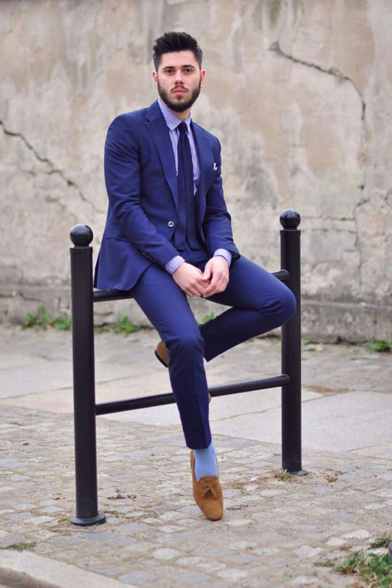 best formal suit design