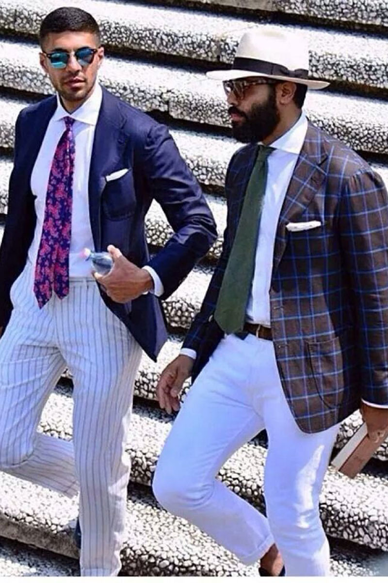 casual suit's for men